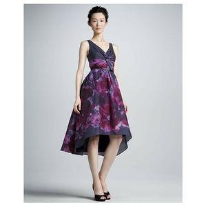 LELA ROSE Target Neiman Marcus WATERCOLOR  Dress 4